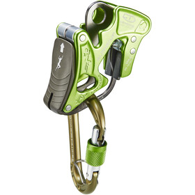 Climbing Technology Alpine-Up Belay Kit, green